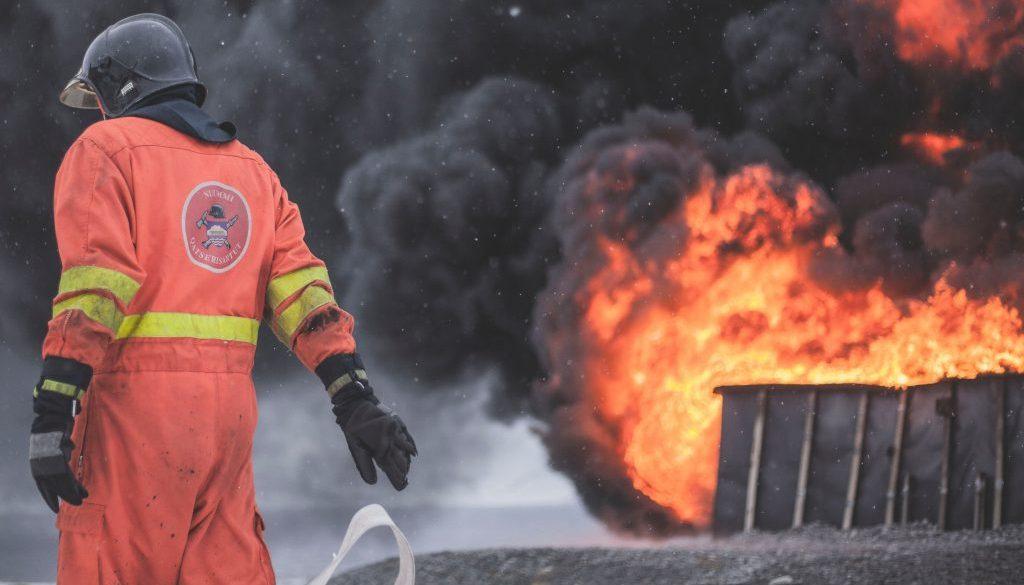 hazard-fire