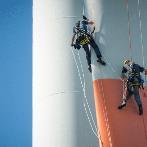 Performance Support for Wind Power Lead Technicians